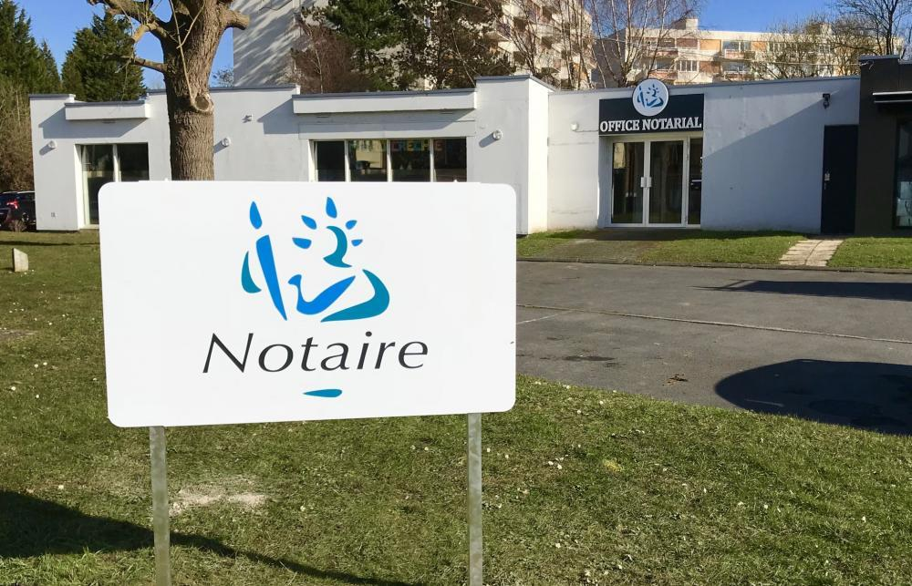 Lettres reliefs notaire